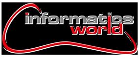 Azienda Informatica Napoli | Informatics World Sticky Logo